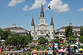 French Quarter Fest 2011 Jackson Square.jpg