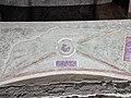 Fresco and plaster moulding, Domus Aurea (29182449088).jpg