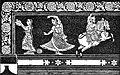 Fresco in Sheesh Mahal at Rajghar - Page 217 - History of India Vol 1 (1906).jpg