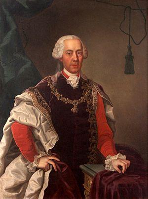 Count Friedrich Wilhelm von Haugwitz - Image: Friedrich Wilhelm von Haugwitz 3