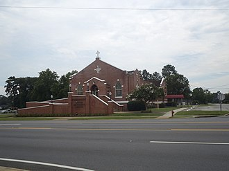 Donalsonville, Georgia - Friendship United Methodist Church