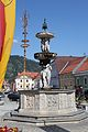 Friesach - Stadtbrunnen.JPG