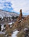 Frijoles Canyon Pinnacle (6607720749).jpg
