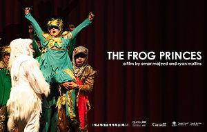 Omar Majeed - The Frog Princes