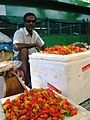 Fruit and vagetable markets. Maldives 2005. Photo- AusAID (10696967365).jpg
