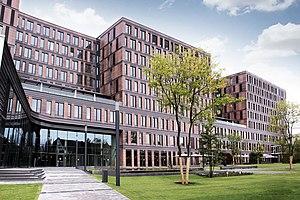 Frankfurt School of Finance & Management - Frankfurt School Campus