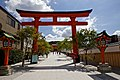 Fushimi Inari Shrine, Kyoto, Kyoto Prefecture, Japan - panoramio (6).jpg