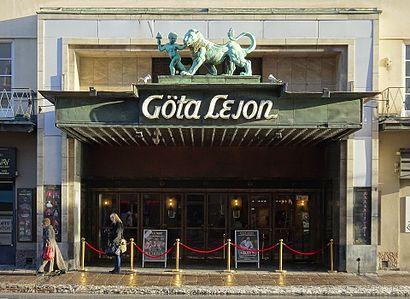 Vagbeskrivningar Till Gota Lejon I Stockholm Med Tag Eller