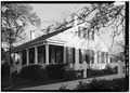 GENERAL VIEW OF NORTH FRONT AND WEST SIDE - Goelet-Randlette-Beck House, 1005 Augusta Street, Mobile, Mobile County, AL HABS ALA,49-MOBI,218-4.tif