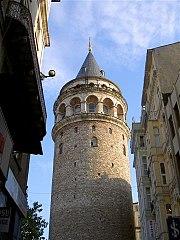 Galata Tower (1348)