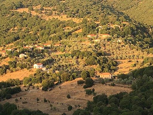 Galatas, Arcadia