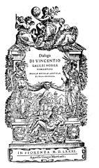 Vincenzo Galilei