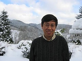 Tian Gang Chinese mathematician