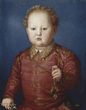 Garzia de' Medici - Garzia de' Medici was the son of Cosimo I de' Medici, Grand Duke of Tuscany and Eleanor of Toledo.