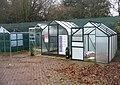 Garden greenhouses - geograph.org.uk - 1087421.jpg
