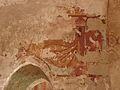 Gargilesse-Dampierre (36) Église Saint-Laurent et Notre-Dame Crypte Fresques 22.JPG