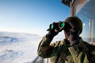 Garrison of Sør-Varanger military garrison in Sør-Varanger, Norway