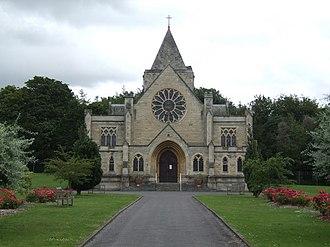 Bulford Camp - Church of St George, Bulford Camp