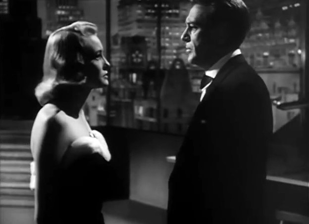 Gary Cooper and Patricia Neal The Fountainhead 1949