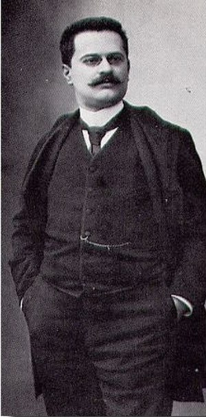 Gaston Calmette - Gaston Calmette in 1889