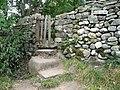 Gate on Dalesway - geograph.org.uk - 629250.jpg