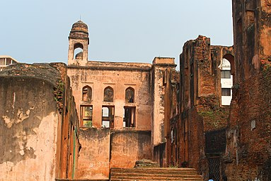 Gate way of the South East corner of Lalbagh Fort-7.jpg