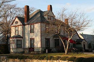 Bridgewater State University - Gates House