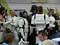Gen Con Indy 2007 - costumes 12 (Storm Troopers and Darth Vader).JPG