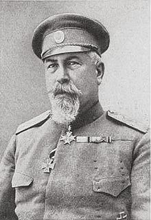 Генерал от пехотата Георги Стоянов Тодоров