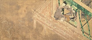 Rouleaux illustrés du Dit du Genji