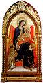 Gentile da fabriano, madonna col bambino tra i santi giuliano e lorenzo, washington.jpg