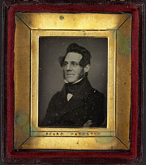 Julien Hall (Boston) - Image: George Donisthorpe Thompson BPL 1841
