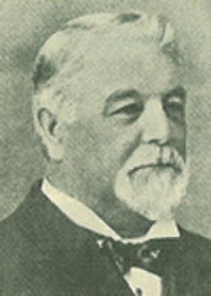 George Henry Swan - George Henry Swan in c. 1900