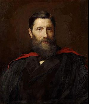 George Murray Humphry - George Murray Humphry, portrait by Walter William Ouless