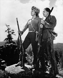 George O'Brien-George Regas in Daniel Boone (1936).jpg