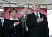 George W. Bush, Newport News, Oct2006