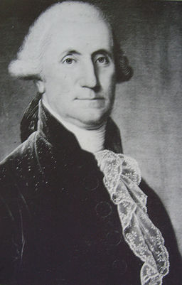 Famous Redheads - George Washington