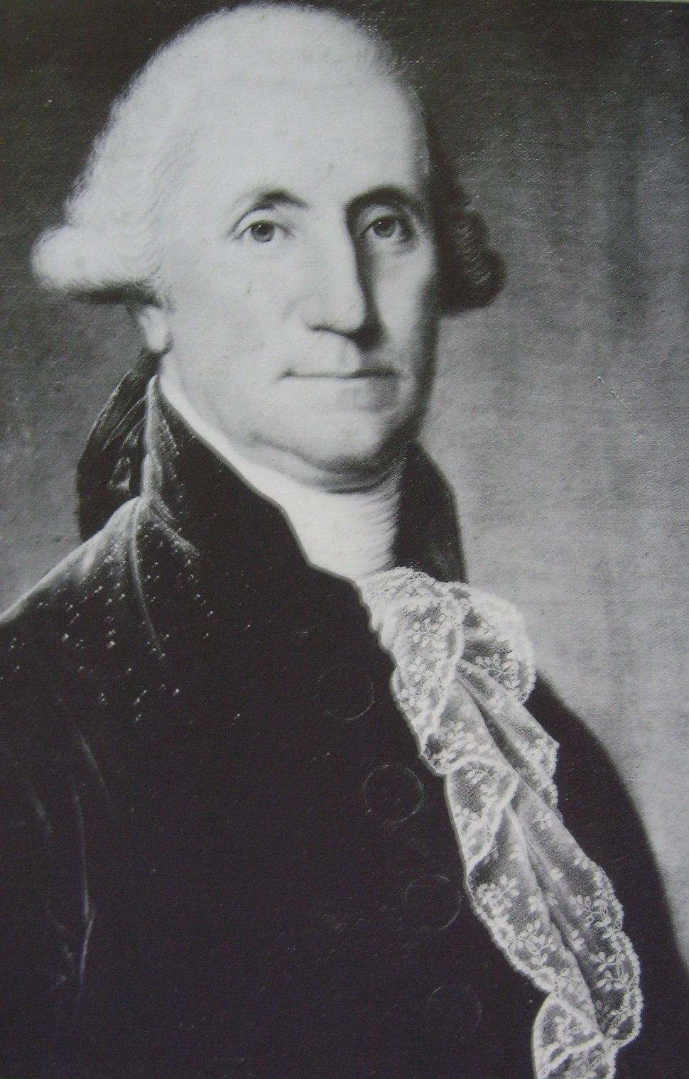 George Washington (detail) 1975