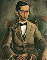Georges Kars, Podobizna Otty Gutfreunda, 1913.jpg