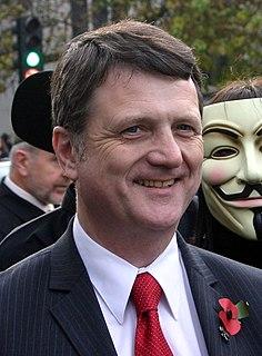 British politician, UKIP leader