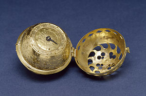 History of watches - The earliest dated watch known, from 1530. It belonged to the Protestant Reformer Philipp Melanchthon, and is now in the Walters Art Museum in Baltimore.
