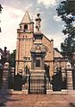 Germantown Civil War Monument & church.jpg