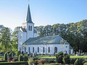 Getinge - Getinge Church