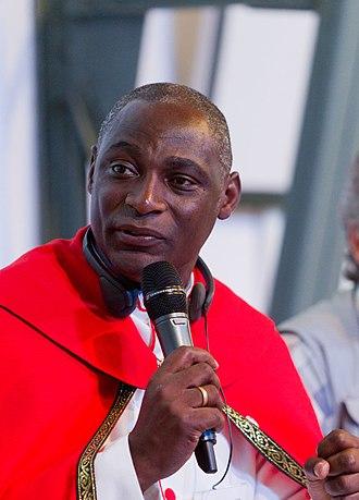Gideon Byamugisha - Image: Gideon Byamugisha 1