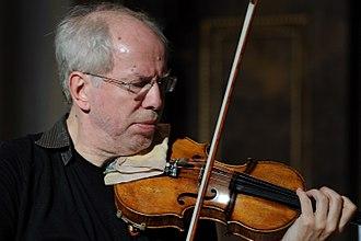 Gidon Kremer - Image: Gidon Kremer at Kammermusikfest Lockenhaus 2008