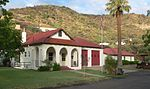 Gila County Historical Museum from E 2.JPG