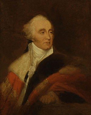 Gilbert Elliot-Murray-Kynynmound, 1st Earl of Minto - by James Atkinson