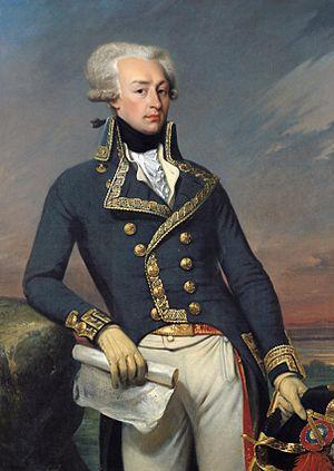 Honors and memorials to the Marquis de Lafayette - Image: Gilbert du Motier Marquis de Lafayette