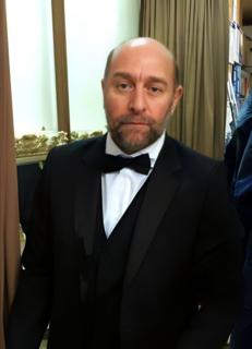 Giorgi Nakashidze Georgian actor