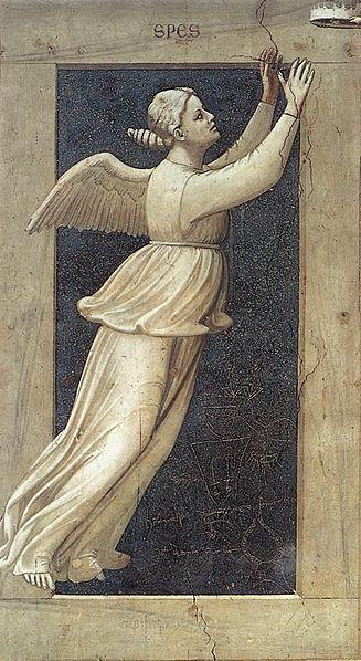 File:Giotto di Bondone - No. 46 The Seven Virtues - Hope - WGA09273.jpg